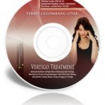 Vertigo Treatment (CD Terapi Gelombang Otak)