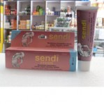 SENDI CREAM MINT 60 Gram – (Minyak Gosok / Oles Herbal)