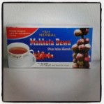 TEH HERBAL MAHKOTA DEWA Plus Jahe Merah – (Minuman Herbal)