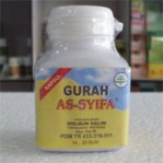 GURAH AS-SYIFA – (Herbal)
