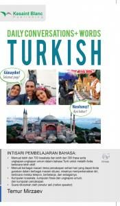 Daily Conversation + Words Turkish  by Temur Mirzaev